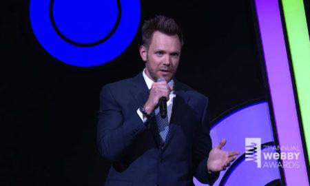 Annonce Pokémon Go au Webby Awards 2017