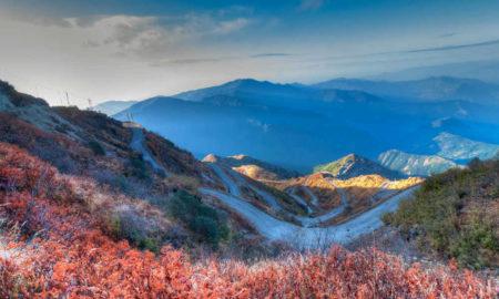 Route de la soie en Chine