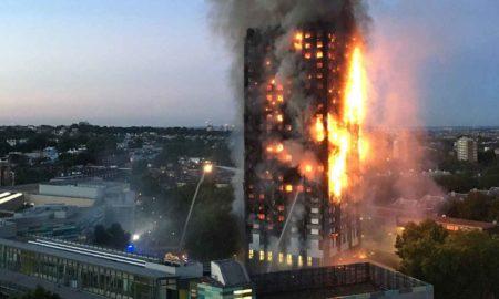 De nombreuses personnes sont encore portées disparues à cause de l'incendie qui a ravagé une tour de logement sociaux