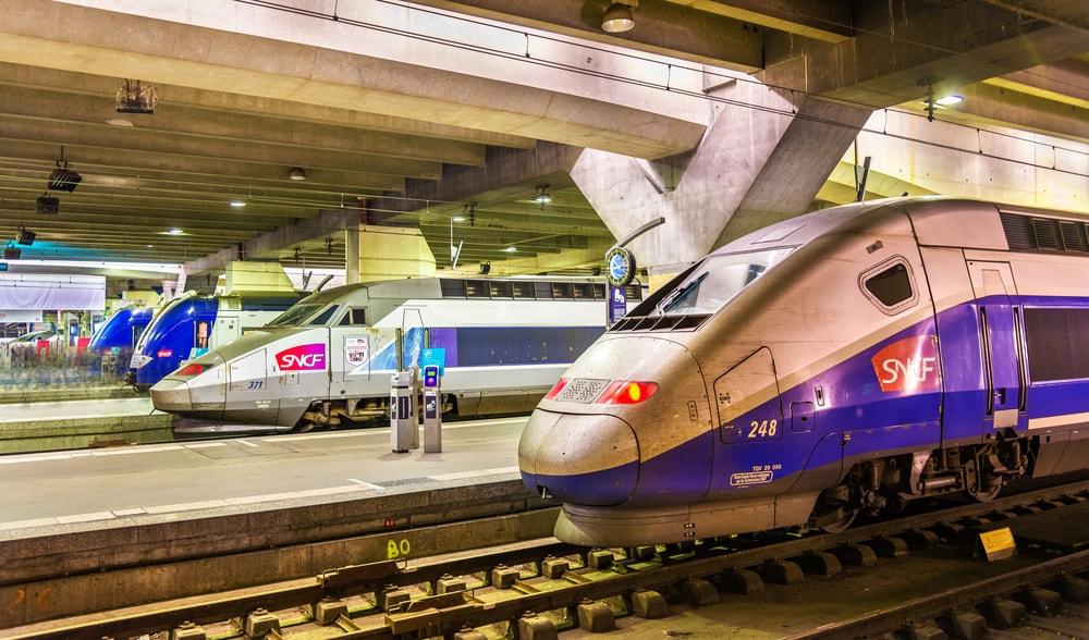Panne à la Gare Montparnasse