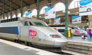 Baise des incivilités pour la SNCF